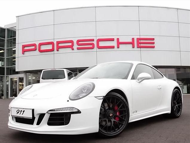 Actualit 233 Porsche 991 Carrera Gts