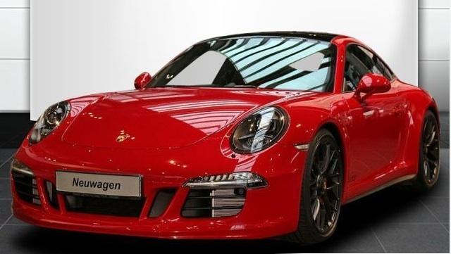 Actualit� Porsche 991 GTS