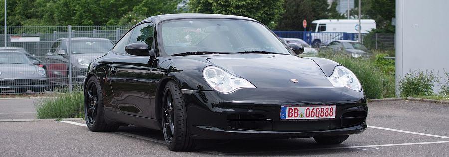 Annonces occasion Porsche 996 3.6