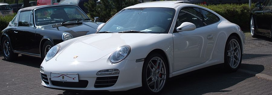 Annonces Porsche occasion modele 911 type 997 phase 2