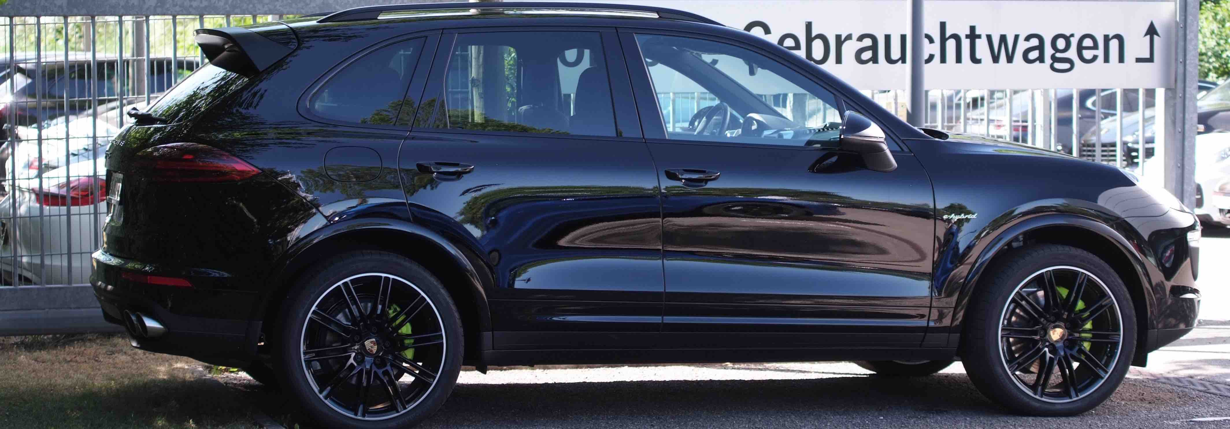 Annonces Porsche occasion modele cayenne type 92a phase 2