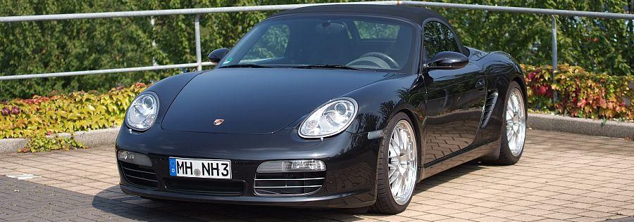 Porsche occasion Boxster