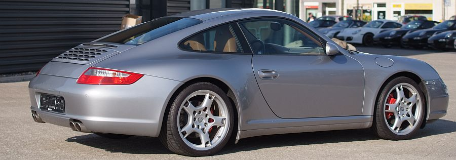 Annonces occasion Porsche 911 type 997 4S phase 1 355 cv