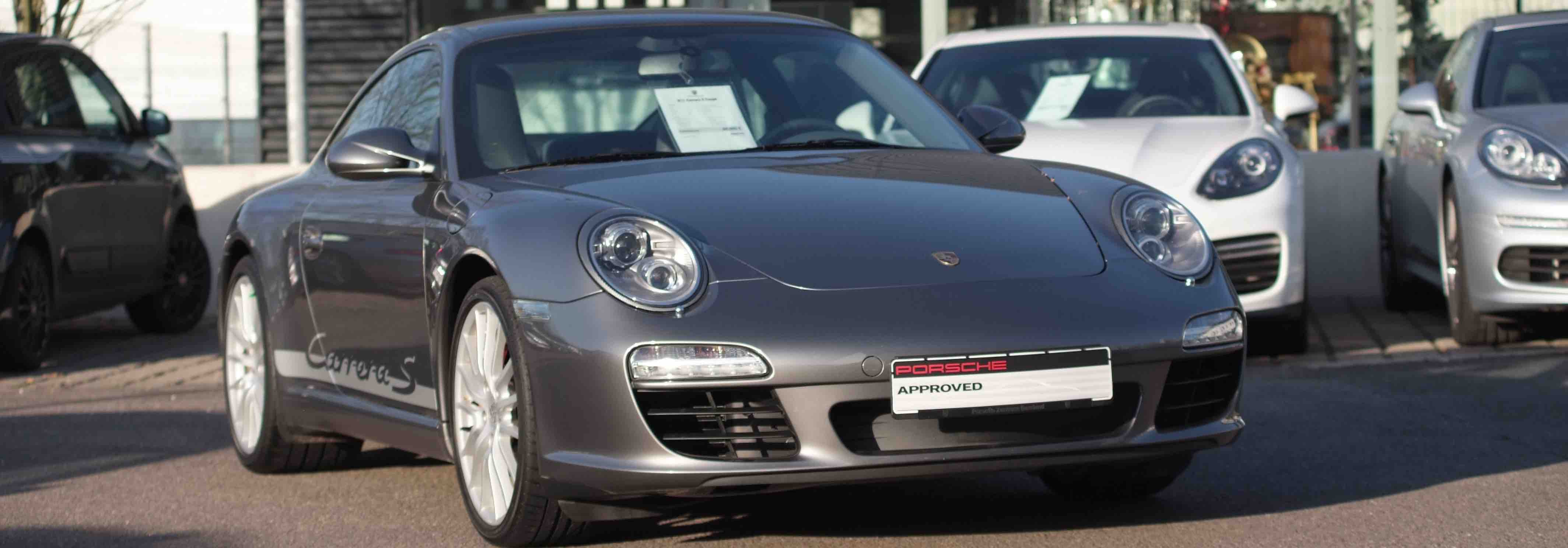 Porsche occasion 911 type 997 carrera S coupe phase 2 385 cv
