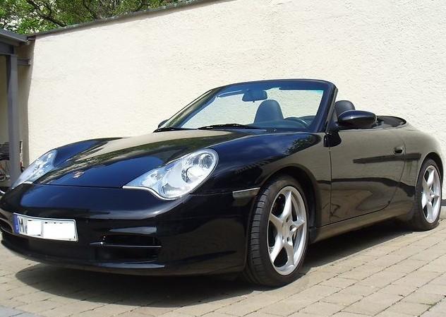 996 C4 3.6 Cab Noir