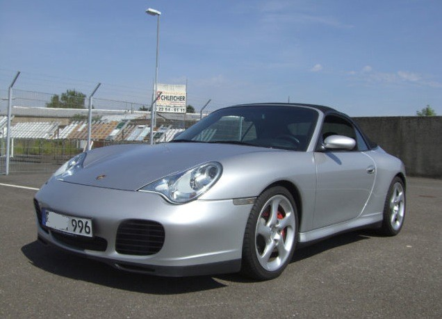 Options Porsche 996 3l6 carrera 4S cabriolet