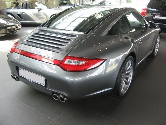 Codes Options Jantes 997 Targa 4s Phase 2 Stuttgart