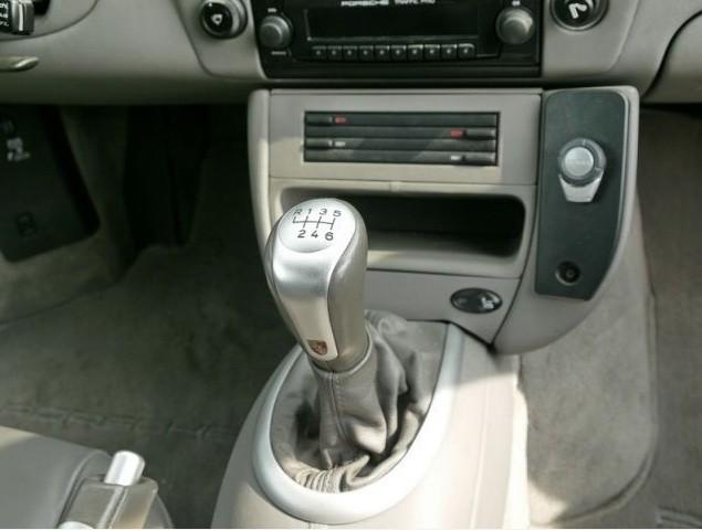 Boîte de vitesse mécanique à 6 rapports