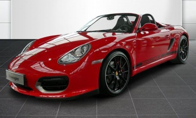 Codes Options Jantes Boxster 987 Spyder Stuttgart