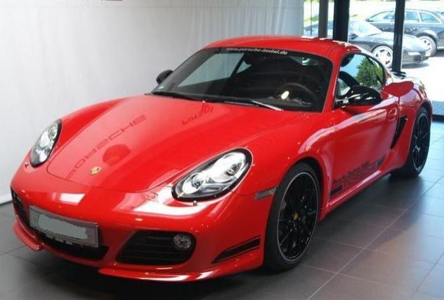 Cayman R rouge