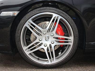 Étriers de frein rouge