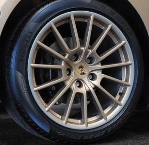 Étriers de freins couleur Argent