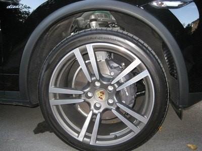 Étriers de freins noir