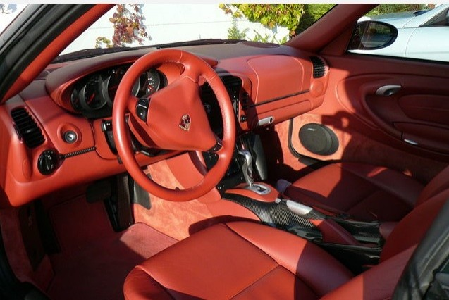 Codes options si ges cuir 996 c4 3 6 stuttgart for Porsche 996 interieur