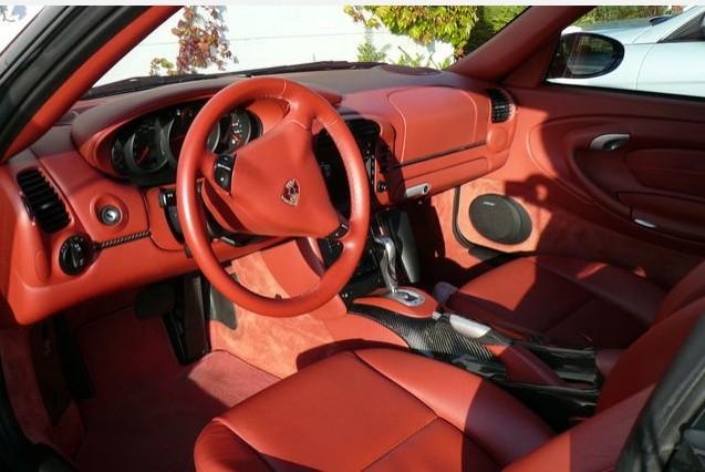 Codes options si ges cuir 996 c4 3 6 stuttgart for Porsche 996 interieur
