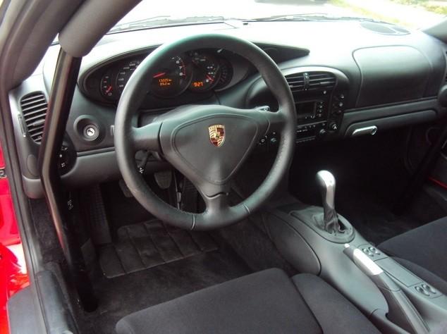 1 pr sentation 996 09 1997 09 2004 996 3 6 2001 for Porsche 996 interieur