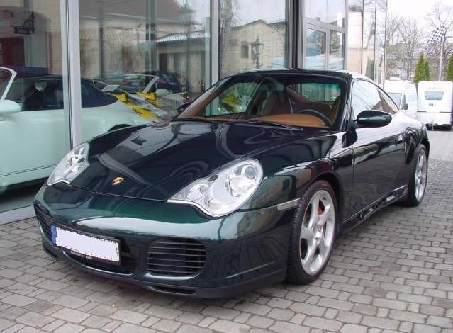 Photo Porsche 996 4S coupe