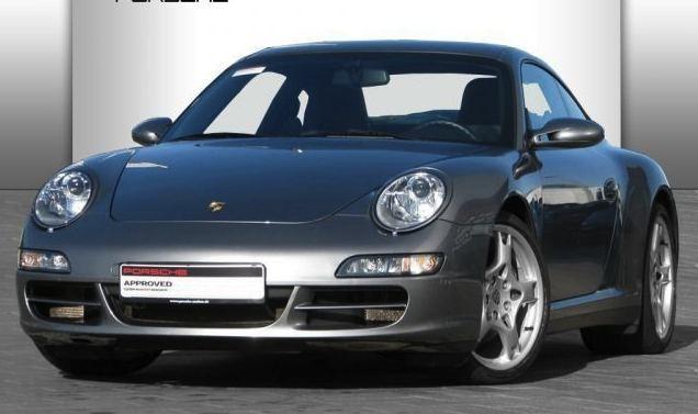 Photo Porsche 997 4S Phase 1