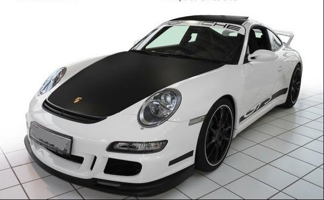 Photo Porsche 997 GT3 Phase 1