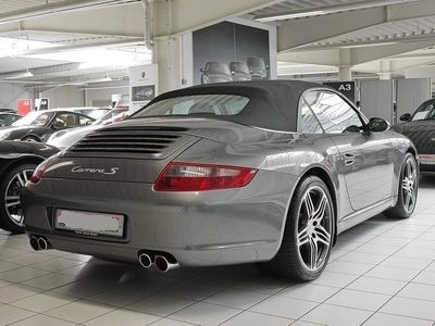 Photo Porsche 997 S cabriolet Météor