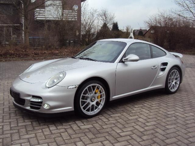 Photo Porsche 997 Turbo S phase 2
