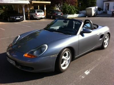 Photo Porsche Boxster 2.5