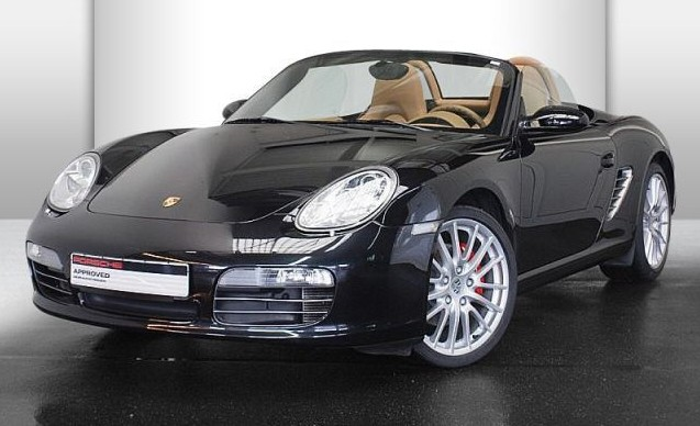 Photo Porsche Boxster 987 S 295 cv