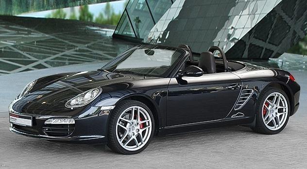 Photo Porsche Boxster 987 S 310 cv
