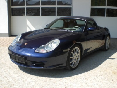 Photo Porsche Boxster S 260 cv