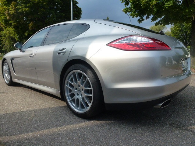 Photo Porsche Panamera Diesel