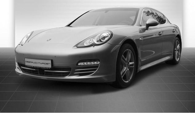 Photo Porsche Panamera S