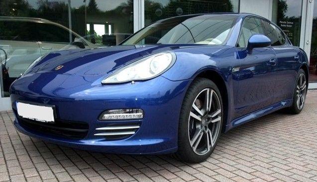 Photo Porsche Panamera V6