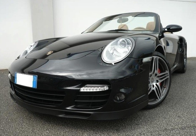 Photo Porsche Turbo cabriolet Phase 1