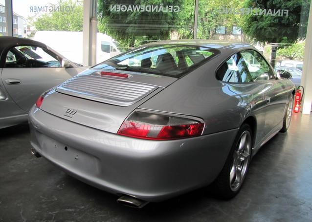 Porsche 996 Anniversaire
