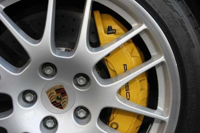 Porsche Ceramic Composite Brake (PCCB)