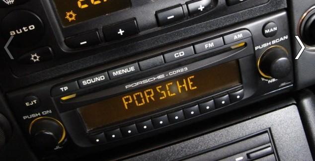 Radio Porsche CDR 23