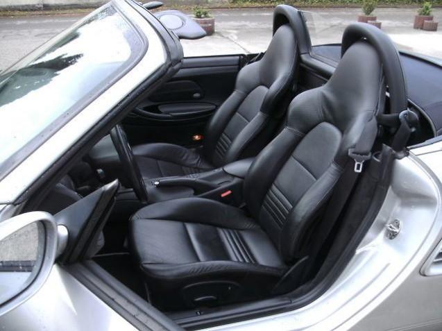 Codes options int rieur boxster 986 s 260 cv stuttgart for Porsche 996 interieur