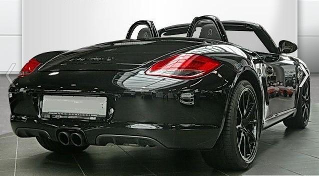 equipement de s rie boxster 987 s black stuttgart automobile magazine. Black Bedroom Furniture Sets. Home Design Ideas