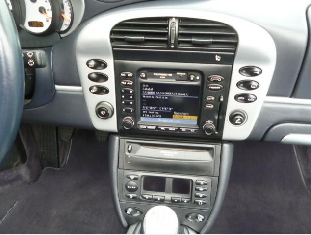Codes options int rieur aluminium 996 c2 3 6 cab for Interieur 996