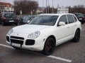 Cayenne Turbo 450 cv Blanc Sable