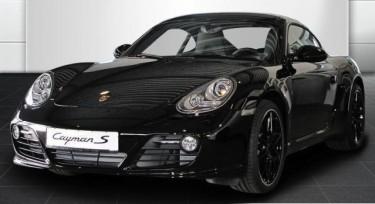 Cayman S Black edition - Présentation 1