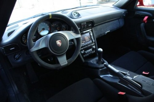 Codes options int rieur alcantara 997 gt3 rs phase 2 for Interieur 997