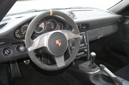 Codes options int rieur cuir 997 gt3 rs phase 2 for Interieur 997