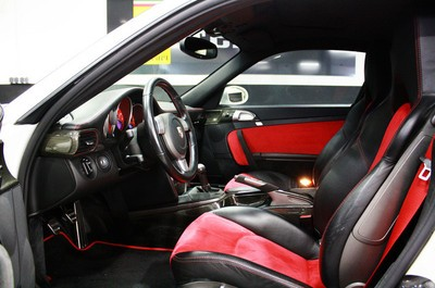 Codes options int rieur cuir 997 gt3 rs phase 1 for Interieur 997