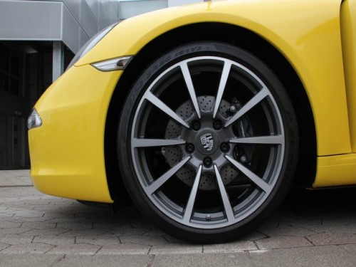 Jantes Porsche 911 Turbo