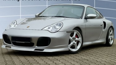 Photo Porsche 996 Turbo
