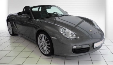Photo Boxster 987 2.7 Phase 1 Gris