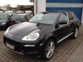 Photo Cayenne Turbo 500 cv Noir Basalte