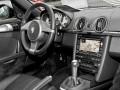 Photo éléments en cuir Porsche Cayman 2.7