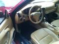 Photo intérieur Cuir Beige Porsche 996 Targa